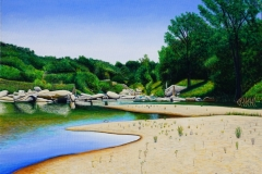 Pedernales River by Hamilton PoolDSC03408 72res1600x1197w